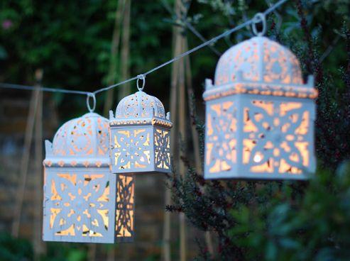 Marrakesh lantern - medium