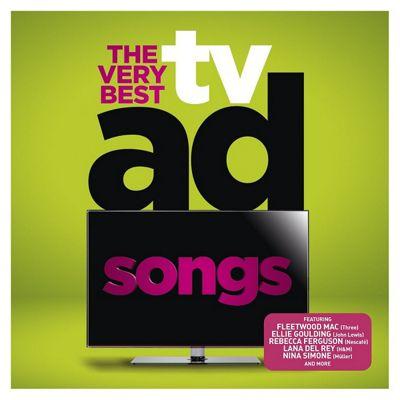 VERY BEST OF TV AD SONGS