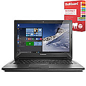 "Lenovo Z50-75 80EC00MFUK 15.6"" Laptop AMD FX-7500 Quad Core 8GB 1TB Win 10 with Internet Security"