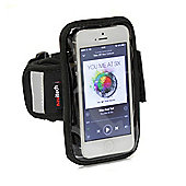 "4"" Neoprene Running Armband For Smartphone"