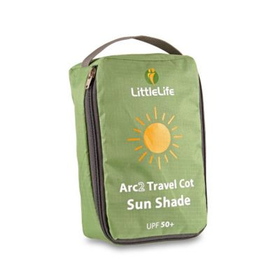 LittleLife Arc 2 Cot Sunshade