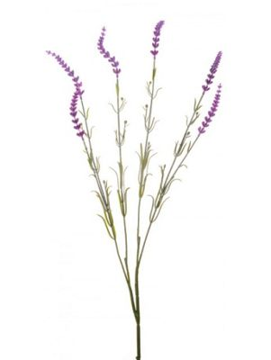 Artificial - Lavender Spray - Purple