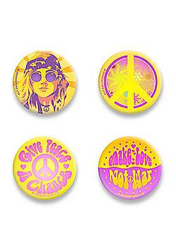 Groovy! Badge Pack - Multi