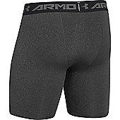 Under Armour HeatGear Armour Compression Baselayer Short - Dark grey
