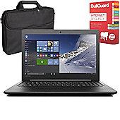 "Lenovo Ideapad 310 15.6"" Laptop AMD A10-9600P 8GB 1TB With Internet Security & Case"