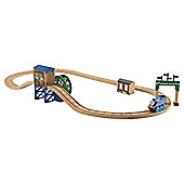 Fisher-Price Thomas & Friends Wooden Railway Steaming Around Sodor