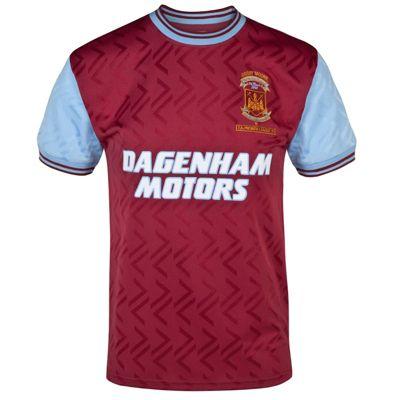 West Ham United FC Mens 1994 Shirt Small