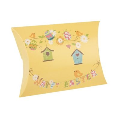 Buy easter pillow gift box from our gift wrap range tesco easter pillow gift box negle Gallery