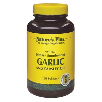Garlic And Parsley Oil