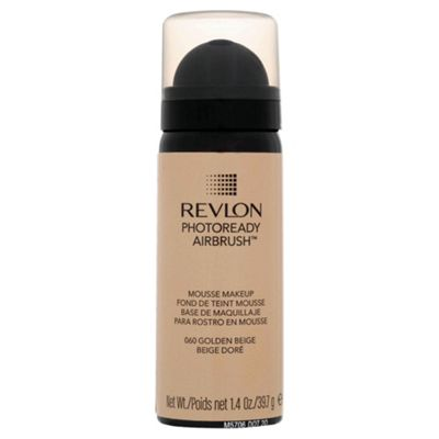 Revlon PhotoReady™ Airbrushed Mousse Golden Beige