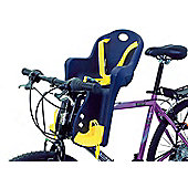 Parkers Front Mounted Bicycle Child Seat Blue