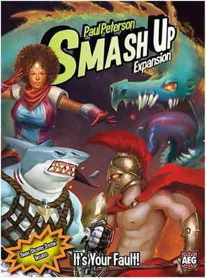 It's Your Fault: Smash Up