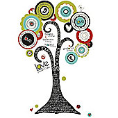 Tree of Hope Wall Sticker