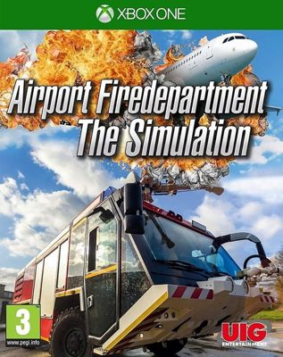 FIREFIGHTERS AIRPORT SIMULATIO