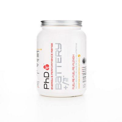 PhD Nutrition Battery +/-3 Orange & Mango Crush 1kg