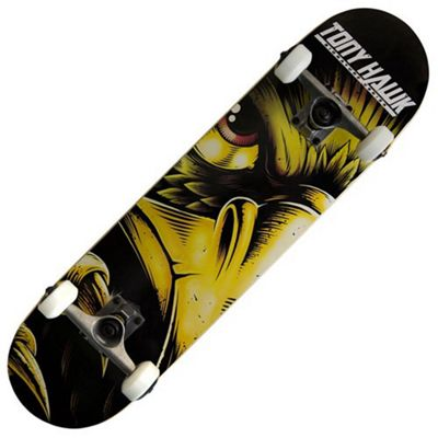 Tony Hawk 540 Signature Series - Evil Eye Gold Complete Skateboard