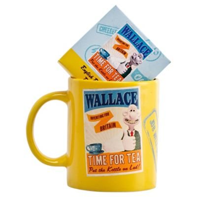 Wallace & Gromit Tea Mug