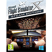 Microsoft Flight Simulator X Steam Edition - PC