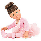 Our Generation Deluxe Ballet Doll Sydney Lee