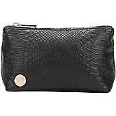 Mi-Pac Makeup Bag - Python Black