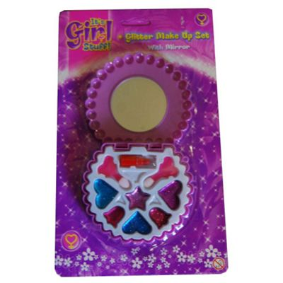Its Stuff Glitter Make Up Set With Mirror