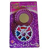 Its Stuff Glitter Make Up Set With Mirror