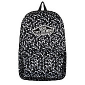 Vans Butterfly Realm Black Backpack 32.5x42.5x12.5cm