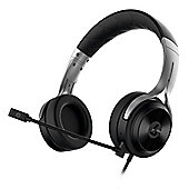 LucidSound LS20 Wired Amplified Gaming Headset Black (PS4\Xbox One\PC\MOBILE)