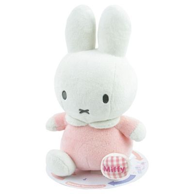 Musical Miffy Soft Toy