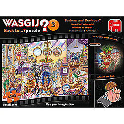 Wasgij - Back To... 3 - Barbers and Beehives Puzzle
