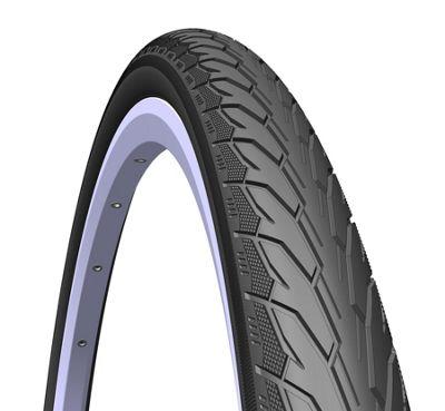 Mitas Flash City, Tour & Trek E-Bike Tyre, 26 x 13/8 (37-590), black