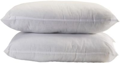 AirFlow Support Pillow Pair Foam Core Hypo Allergenic Hollowfibre Filling