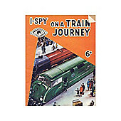 WW2 Replica 'I-Spy on a Train Journey' Activity Book for Children