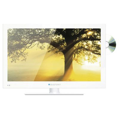 Blaupunkt 23/157I 23 Inch HD Ready 720p LED TV / DVD Combi With Freeview - White