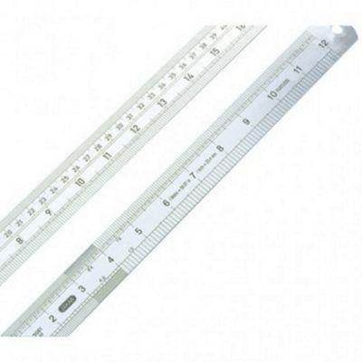 Jakar Steel Rule - 50cm