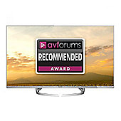 Panasonic TX58DX750B 58 Inch Smart, Wi-Fi Built in, Full HD, 2160P, LED TV, with Freeview Play, in Silver