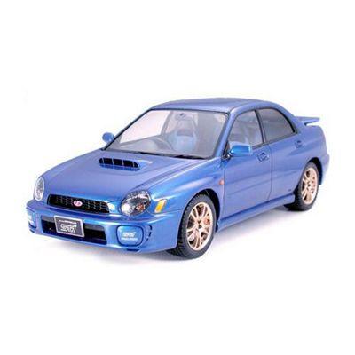 Subaru Impreza WRX STi - 1:24 Cars - Tamiya