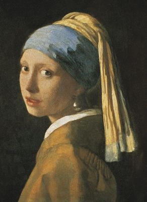 Girl With a Pearl Earring - 1000pc Puzzle