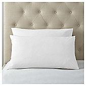 Fox & Ivy White 400 Thread Count Housewife Pillowcase