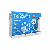 Dr Brown's Natural Flow Gift Set - Blue