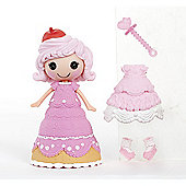 Mini Lalaloopsy Doll- Princess Crumbs