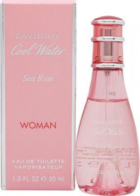 Davidoff Cool Water Sea Rose Eau de Toilette (EDT) 30ml Spray For Women