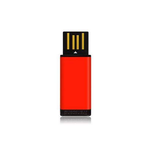 Transcend JetFlash T5 8GB Compact USB Flash Drive Red