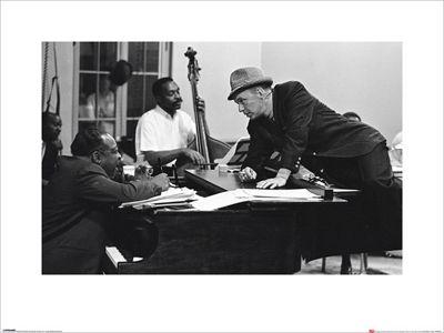 Time Life Frank Sinatra - Piano Print 60 x 80cm