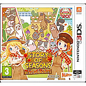 3DS Story of Seasons 2: Trio of Towns