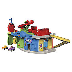 Fisher Price Little People Sit N Stand Skyway