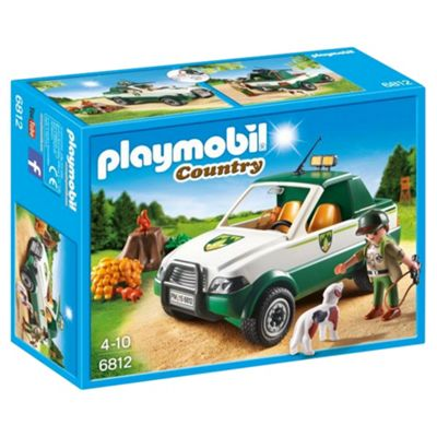 Playmobil 6812 Forest Pick Up Truck