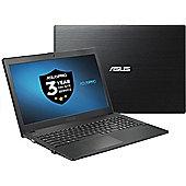 "ASUS P2540UA-XO0190R-OSS 15.6"" Intel Core i5 4GB RAM 256GB SSD Windows 10 Pro Laptop Black"
