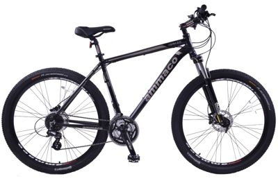 Ammaco Team 29Er Series 2 Mens Mountain Bike 19