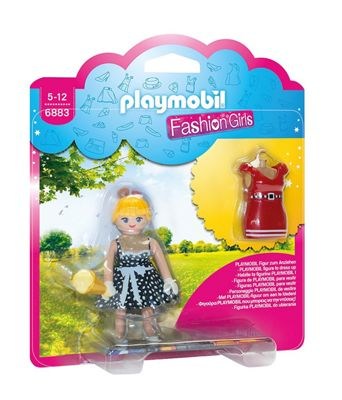 Playmobil Fifties Fashion Girl